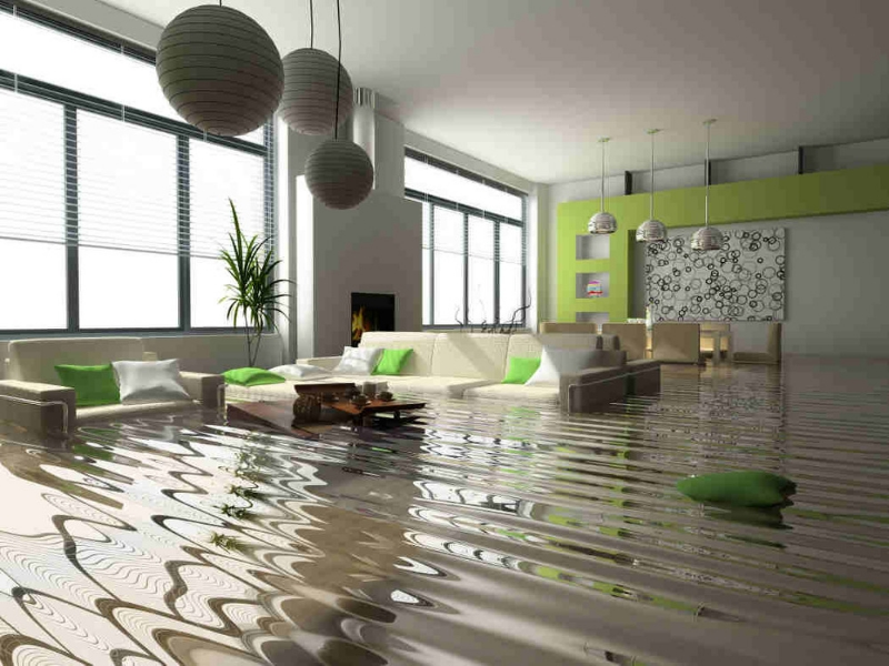 Fromzen Pipe Damage in your home