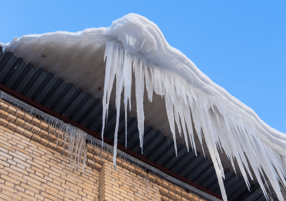 THE BIG THAW - HOW TO PREVENT THAW DAMAGE IN YOUR HOME AFTER SNOW