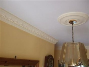 Decorative ceiling coving