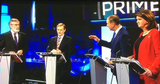 The Secret Tradesman Confesses To Squeaky Floor In Leaders Debate Election 2016