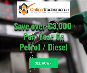 Tradesmen - Save €3,000 on Petrol and Diesel Costs