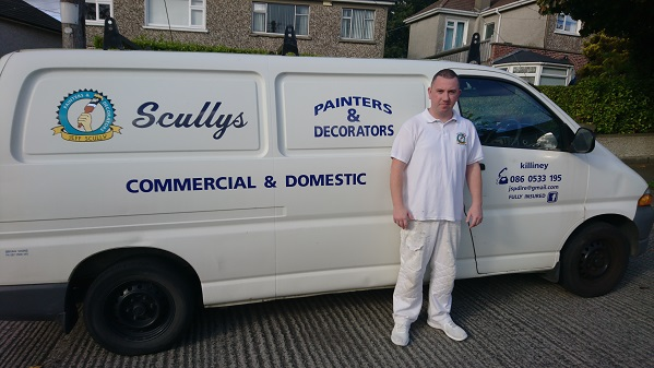 Tradesman Member Profile - Jeff Scully Painting and decorating