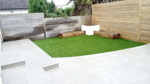 The Artificial Grass Trend