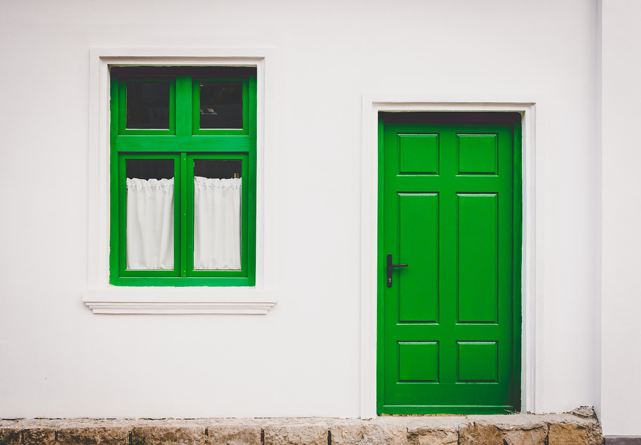 How to paint the exterior of your home to increase it's value.