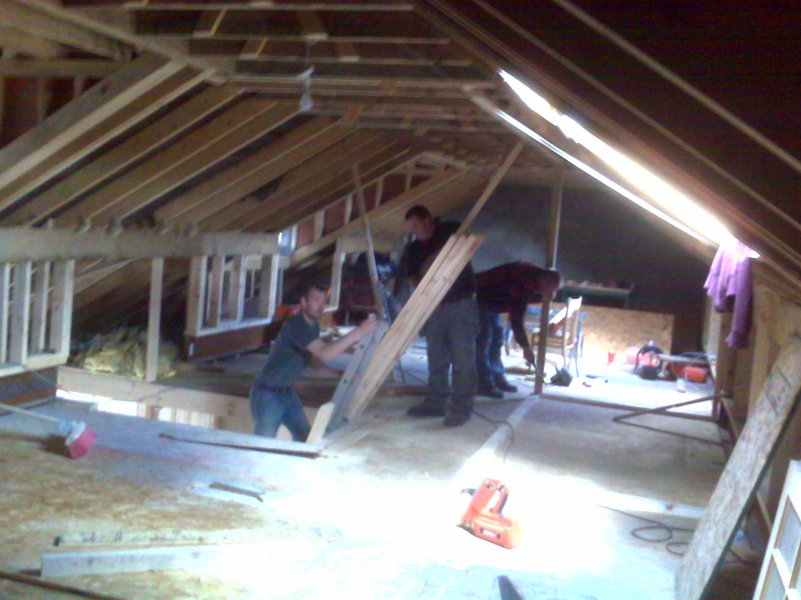 attic construction ideas - Attic Ideas Attic Bedroom Design Decorating Ideas Design