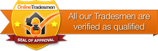 All our Tradesmen are Verified as Qualified